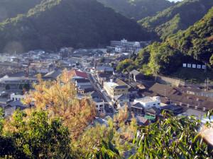 佐賀県有田の街並